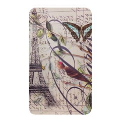 Paris Eiffel Tower Vintage Bird Butterfly French Botanical Art Memory Card Reader (rectangular) by chicelegantboutique