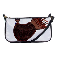 Turkey Evening Bag by Thanksgivukkah