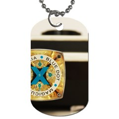 Kodak (7)c Dog Tag (one Sided) by KellyHazel