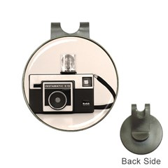 Kodak (3)s Hat Clip With Golf Ball Marker by KellyHazel