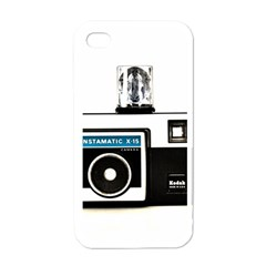 Kodak (3)c Apple Iphone 4 Case (white) by KellyHazel