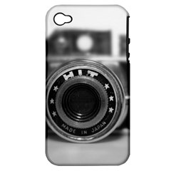 Hit Camera (2) Apple Iphone 4/4s Hardshell Case (pc+silicone) by KellyHazel