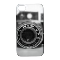 Hit Camera (2) Apple Iphone 4/4s Hardshell Case With Stand by KellyHazel