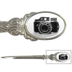 Hit Camera (3) Letter Opener by KellyHazel