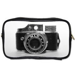 Hit Camera (3) Travel Toiletry Bag (one Side) by KellyHazel