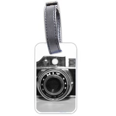 Hit Camera (3) Luggage Tag (one Side)
