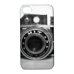 Hit Camera (3) Apple Iphone 4/4s Hardshell Case With Stand by KellyHazel