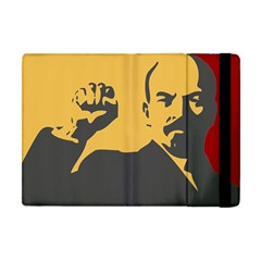Power With Lenin Apple Ipad Mini Flip Case by youshidesign