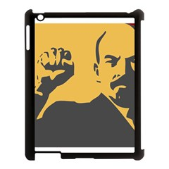 Power With Lenin Apple Ipad 3/4 Case (black)