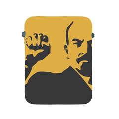 Power With Lenin Apple Ipad 2/3/4 Protective Soft Case by youshidesign