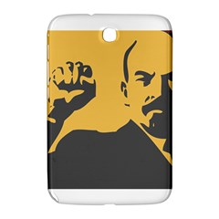Power With Lenin Samsung Galaxy Note 8 0 N5100 Hardshell Case  by youshidesign