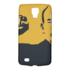 Power With Lenin Samsung Galaxy S4 Active (i9295) Hardshell Case by youshidesign