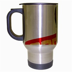 Soviet Red Army Travel Mug (silver Gray) by youshidesign