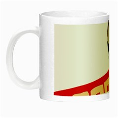 Soviet Red Army Glow In The Dark Mug by youshidesign