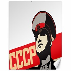 Soviet Red Army Canvas 12  X 16  (unframed) by youshidesign