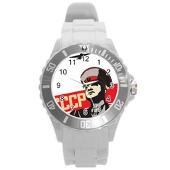 Soviet Red Army Plastic Sport Watch (large) by youshidesign