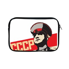 Soviet Red Army Apple Ipad Mini Zipper Case by youshidesign