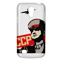 Soviet Red Army Samsung Galaxy S4 Mini Hardshell Case  by youshidesign