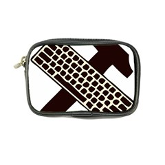 Hammer And Keyboard  Coin Purse