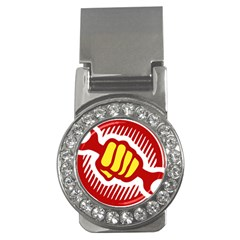 Power To The People Money Clip (cz) by youshidesign