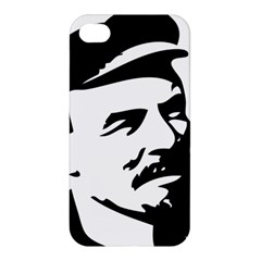 Lenin Portret Apple Iphone 4/4s Premium Hardshell Case by youshidesign