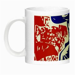 Communist Party Of China Glow In The Dark Mug by youshidesign