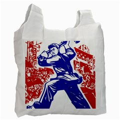 Communist Party Of China Recycle Bag (two Sides) by youshidesign