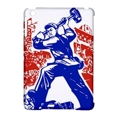 Communist Party Of China Apple Ipad Mini Hardshell Case (compatible With Smart Cover) by youshidesign