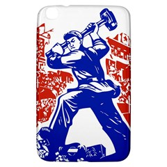 Communist Party Of China Samsung Galaxy Tab 3 (8 ) T3100 Hardshell Case  by youshidesign