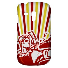 Octobe Revolution Samsung Galaxy S3 Mini I8190 Hardshell Case by youshidesign