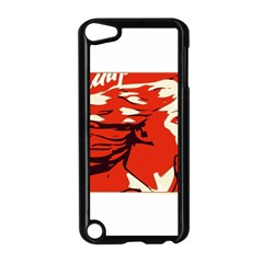Communist Propaganda He And She  Apple Ipod Touch 5 Case (black) by youshidesign