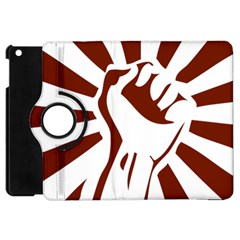 Fist Power Apple Ipad Mini Flip 360 Case