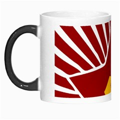 Hammer And Sickle Cccp Morph Mug by youshidesign