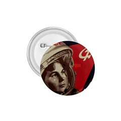 Soviet Union In Space 1 75  Button by youshidesign