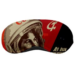 Soviet Union In Space Sleeping Mask by youshidesign