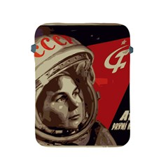 Soviet Union In Space Apple Ipad 2/3/4 Protective Soft Case by youshidesign