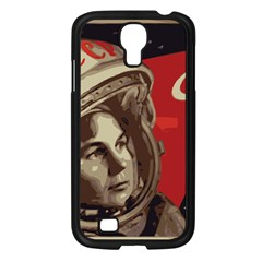 Soviet Union In Space Samsung Galaxy S4 I9500/ I9505 Case (black) by youshidesign