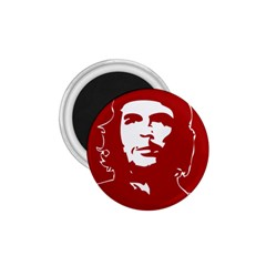 Chce Guevara, Che Chick 1 75  Button Magnet by youshidesign