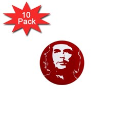 Chce Guevara, Che Chick 1  Mini Button Magnet (10 Pack) by youshidesign