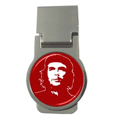 Chce Guevara, Che Chick Money Clip (round) by youshidesign