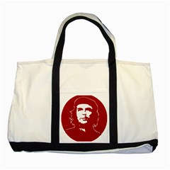 Chce Guevara, Che Chick Two Toned Tote Bag