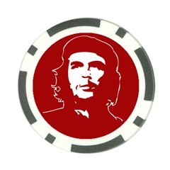Chce Guevara, Che Chick Poker Chip 10 Pack by youshidesign