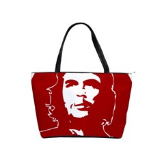 Chce Guevara, Che Chick Large Shoulder Bag by youshidesign