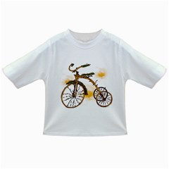 Tree Cycle Baby T Shirt