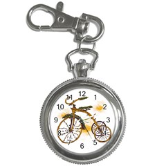 Tree Cycle Key Chain & Watch by Contest1753604