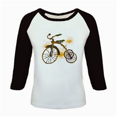 Tree Cycle Women s Long Cap Sleeve T Shirt