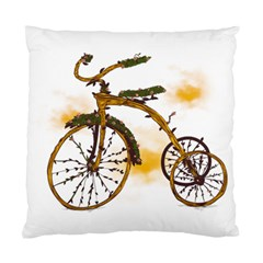 Tree Cycle Cushion Case (single Sided)  by Contest1753604