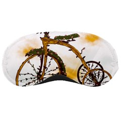 Tree Cycle Sleeping Mask