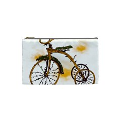Tree Cycle Cosmetic Bag (small)