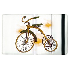 Tree Cycle Apple Ipad 3/4 Flip Case